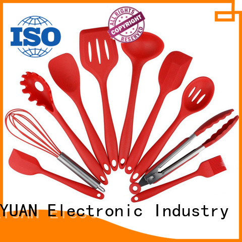 Keyuan thick silicone kitchenware products wholesale for cake making