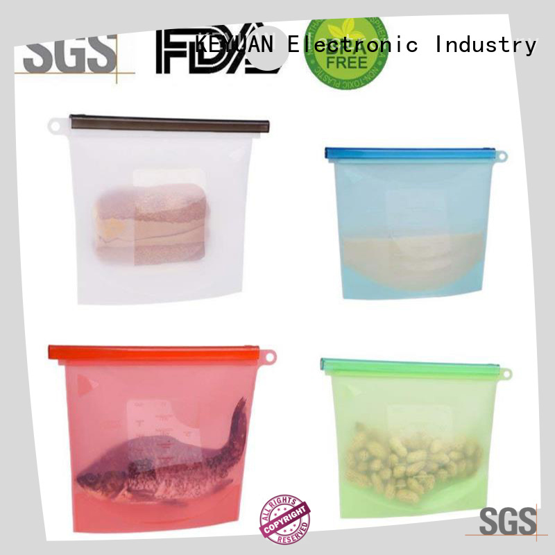 Keyuan nonslip silicone kitchenware products factory for household