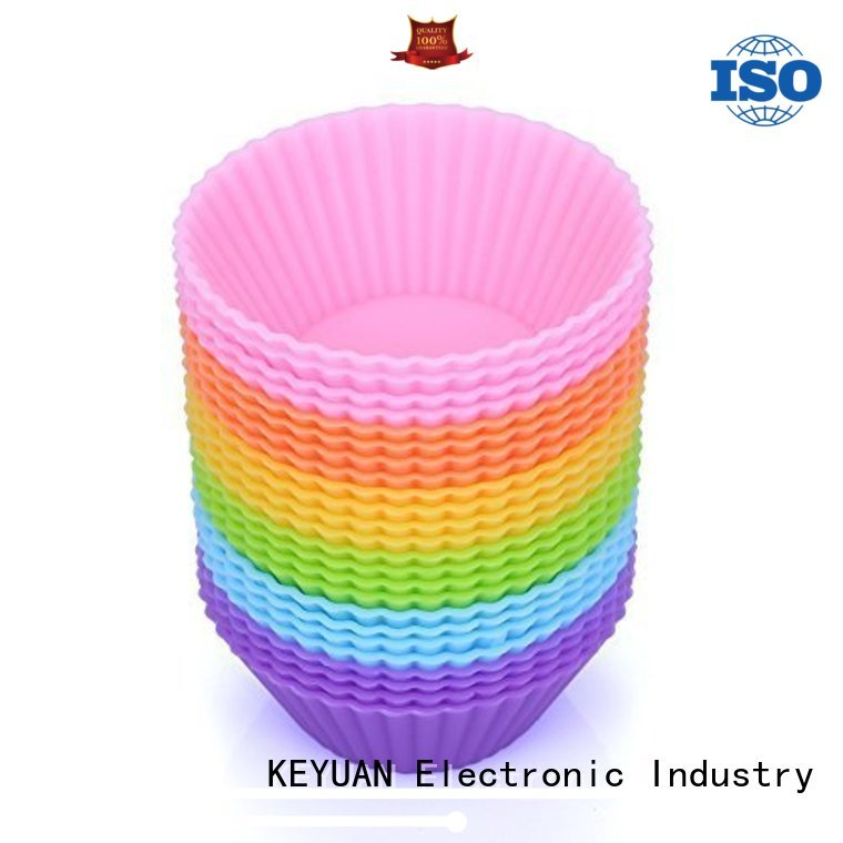 Keyuan thick silicone kitchen products with good price for industrial