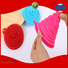 Keyuan thick silicone kitchen items with good price for cake making